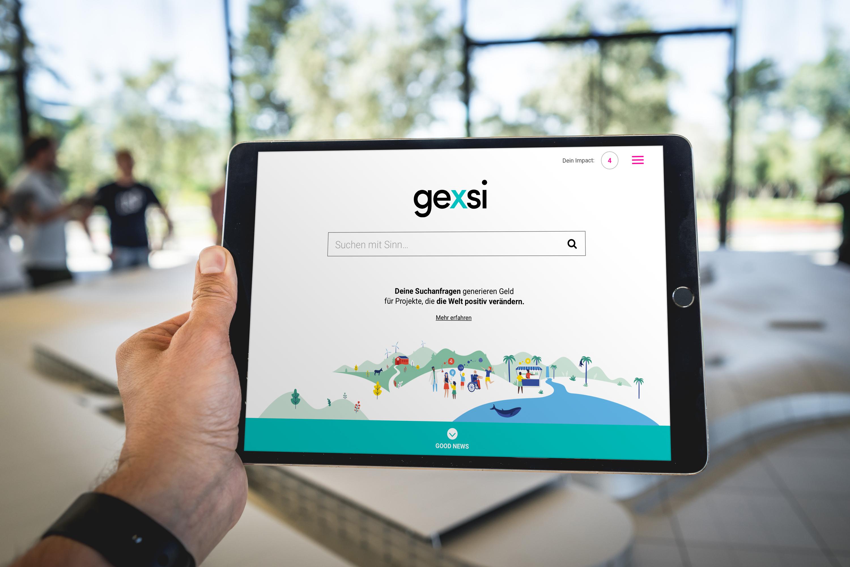 Suchen mit Sinn – die neue Internetsuchmaschine Gexsi
