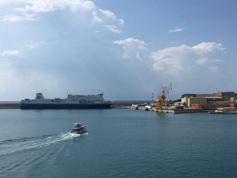 Mit Zug und Fähre nach Mallorca - ein Bericht übers
