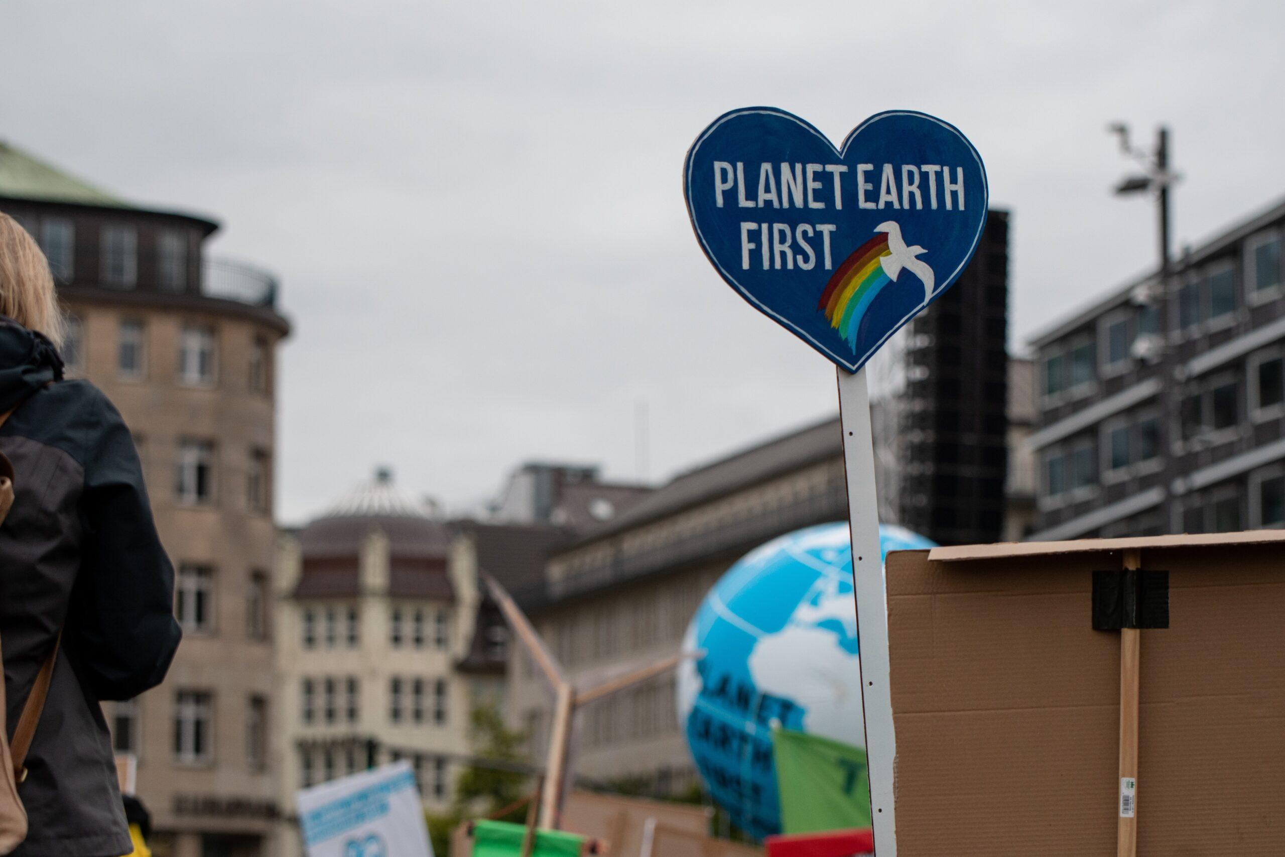 Klimaschutz(proteste) online – auch weiterhin